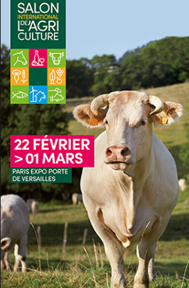 Paris convention centre l 39 agenda des v nements - Acces salon de l agriculture ...